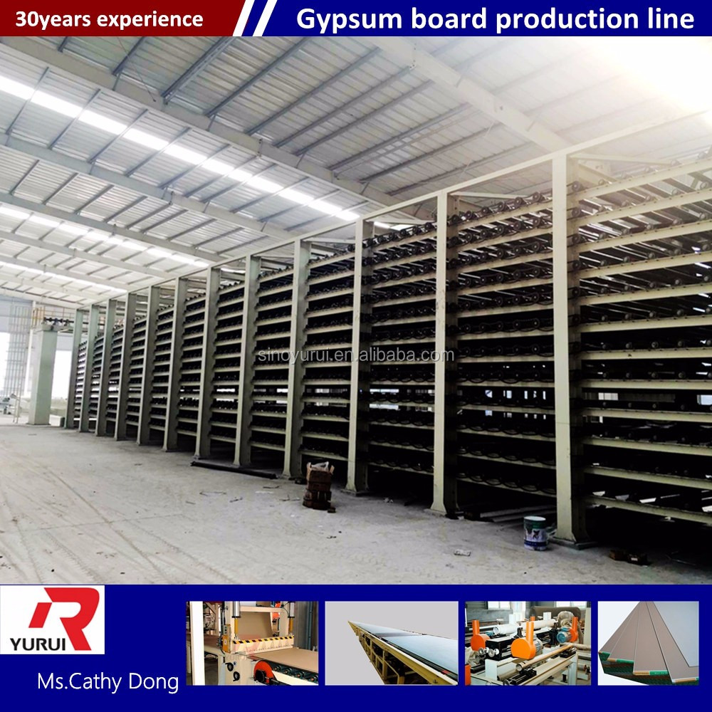 gypsum board drywall manufacturing and recycling Gypsum processing at gypsum product at ireland's largest plaster board manufacturing facility at gypsum recycling system processes.