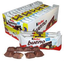 kinder bueno milk chocolate bars 3 pcks