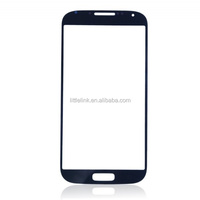 OEM Front Outer Glass Lens Screen Digitizer For Samsung Galaxy S4 Mini Touch Screen Cover Black White