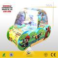 2014 guangzhou wangdong nouveaux produits d'amusement flipper boule magique de table