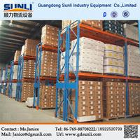 Guangdong Supplier Wholesale Warehouse Metal Pallet Display Shelf