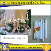 Wholesale WHITE CANDLES for Ali Express +8613126126515