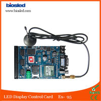 Cable Making Equipment Single And Dual Color LED Display Sign Controller