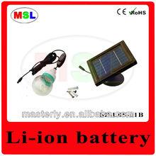 Travel/Trips/Camping/Tent Mini Solar Power Lighting System Solar Lamp Solar Bulb