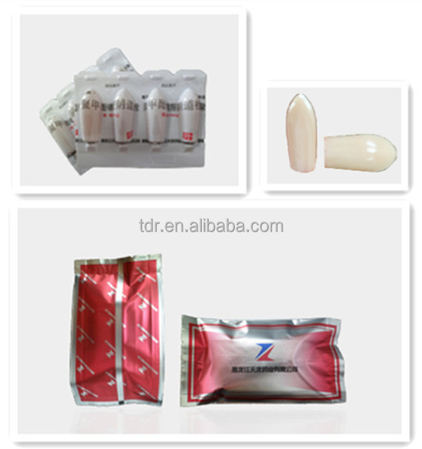 Suppositoire type érosion cervicale, Cervicite et vaginite durcissement vaginale produits de soins