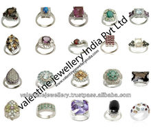 silver ring designs women 2012, new design rings silver jewelry, silver 925 new model ring