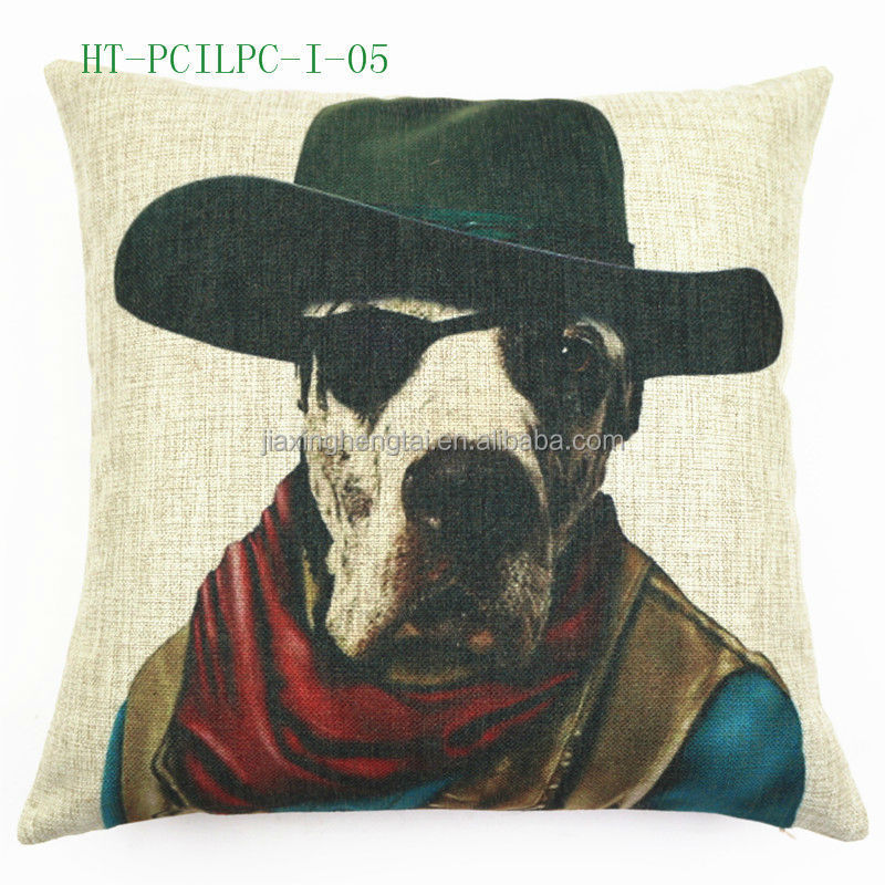Throw Pillows With Washable Covers : Wholesale New Design Retro Vintage Decorative, Wholesale Custom Printed Cushion Cover Linen ...