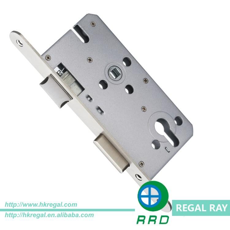 Rrd serrure MT37255 ANSI mico porte coulissante serrure similaires comme yale commerciale porte serrures