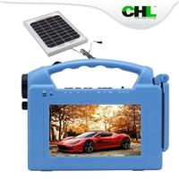 Cheap price CHL home lighting kits high battery lantern solar ener with desk lighting