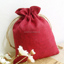Cute Colorful Small Gift Bags / Draw String Bag for Small Stuff Storage