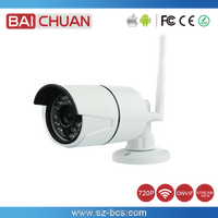 720P WIFI IP Cam Wireless IP Camera ONVIF Private Protocol P2P UID Net View