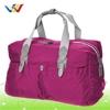 2015 new design fashion ladies travel bag set