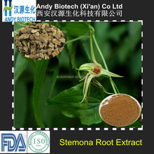 High Quality Chinese Traditional Medicinal Herb 4:1/10:1/20:1 Stemona japonica (Bl.) Miq. Stemona Root Extract