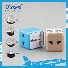 Otravel 2015 new universal plug all in one travel plug adaptor mini size for all your travellers