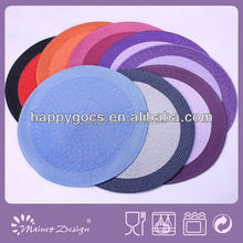 custom printed placemats supplier,felt placemats,wholesale pp placemats