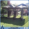 outdoor or galvanized comfortable lowes dog kennels and runs