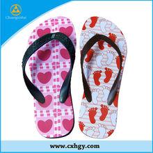 2014 China custom rubber slippers flip flop flip flop made in china navy blue boys flip flops