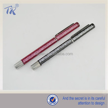 Leaves Printing Design Matal Pens Light Metal Pen