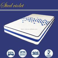 Memory foam comfortable air mini pocket spring mattress