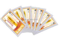 no need dieting and sports sleeping slim patch to loss weight navel slimming patch