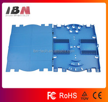 Factory provide 12/24 fibers high quality FTTH Fibre Optica Fusion Splice Tray
