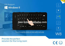 High Quality Top Quality small wireless keyboard easy to put in your pocket