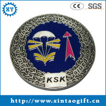 KSK cheap custom metal coin collection