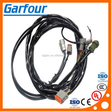 trailer lamp engine cable wire assembly / Deutsch wire harness / cable assembly