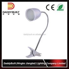 reading lamp metal flexible led desk lamp table light