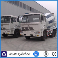 Used mini diagram of concrete mixer truck for sale