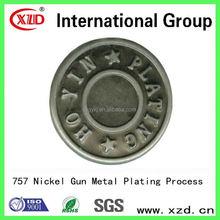 Black Nickel Gun Metal Rack Plating Chemical construction chemical