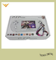 Android game console with WI-FI, online games, PSP PS1 N64 GBA GBC NES MD NEOGEO/MVS