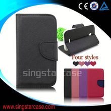 For ZTE Blade S6 Lux Q7 case, wallet leather mobile phone cover For ZTE Blade S6 Lux Q7