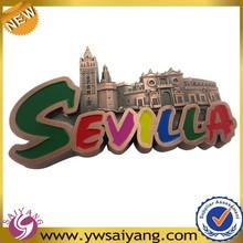 High quality Custom fridge magnets , 3d fridge magnet , souvenir fridge magnet with best prices