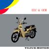 Chinese manufacturing mini motorbike/diesel cub motorcycle/cub motorcycle 50cc/70cc/90cc/110cc