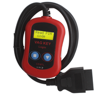 VAG PIN Code Reader / VAG Key Programmer Device via OBD2 immobilizer systems
