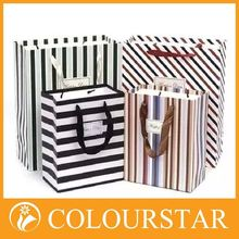 Different payment terms accepted whole surface roller embossing paper shopping bag