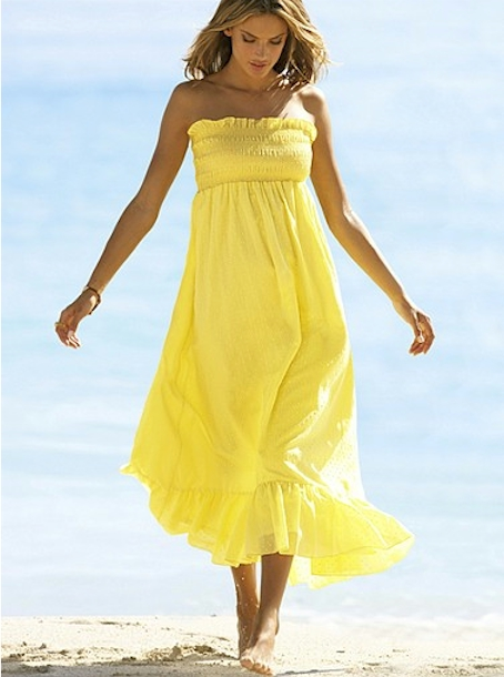 Beach dress long - All Pictures top