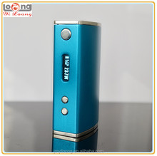 Yiloong 40w temp sensing e cig box mod pinocchioo box mod like all-in-one Billet Box Mod