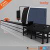 2015 bodor 3D Tube Laser Cutting Machine CNC Pipe Metal Laser Cutting Machine