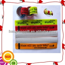 Eco-friendly Reflective safety armband for promotion