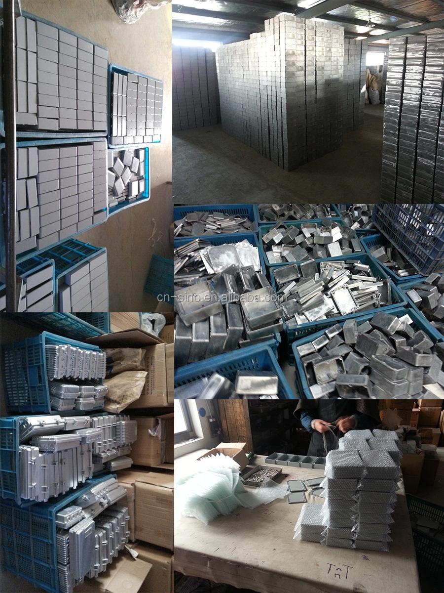 IP67 Aluminum Waterproof Enclosure