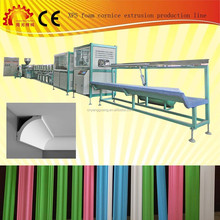 High Tech XPS soffit cornice building extrusion machinery