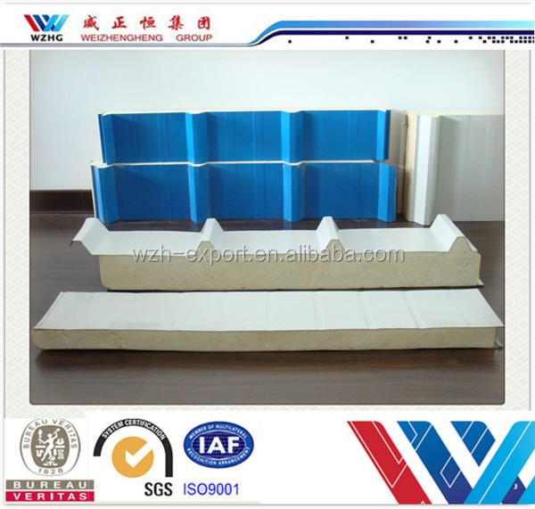 Cheap building materials cold room panel price 50mm 100mm for What is the cheapest building material