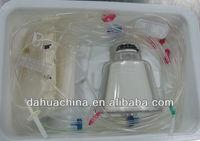 Disposable platelets apheresis kit