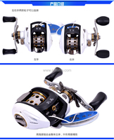 STEED150for bait casting reels