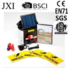 Hot selling Animal Livestock Farm Solar Power Electric Fence Energiser Charger -3km Distance