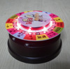 Manufacturer New Design Drinking Roulette Wheel Game Set for Beer Promotion