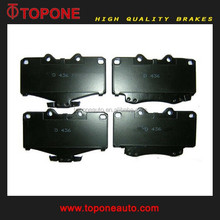 Semi Metallic Brake Pads for Great Wall SAFE Closed Off-Road Vehicle
