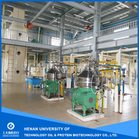 Refinery China Refining Equipment Soybean Processing Equipment Sunflower Processing Machine Palm Kernel Oil Processing Machine